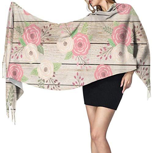 Duanrest bloem schattige baby douche lente jonge bloemen meisjes kasjmier sjaal vrouwen sjaal kasjmier vrouwen sjaal grote zachte pashmina