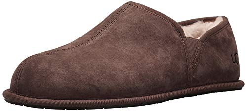 UGG Men's Scuff Romeo Ii Slipper, Espresso, 11 M US