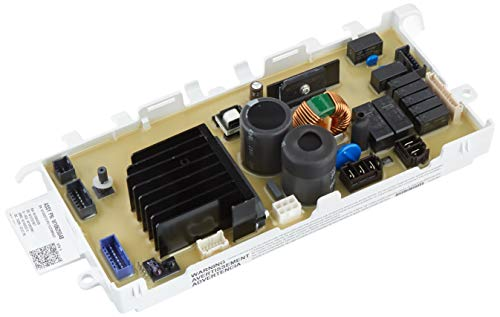Whirlpool W10812418 Washer Electronic Control Board Original Equipment (OEM) Part, White