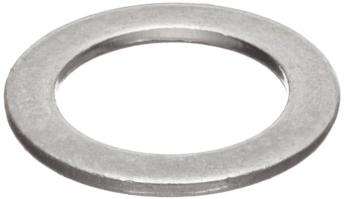 Shoulder-Shortening Shim Flat Washer, 18-8 Stainless Steel, 5/16
