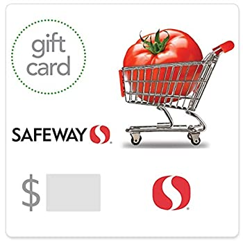 Safeway Gift Card - Email Delivery  Must print eGift to redeem