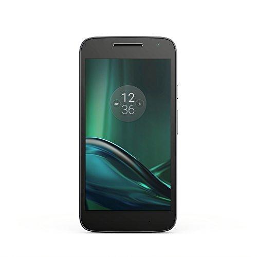Lenovo SM4401AE7E1 Moto G4 Play Smartphone, 16 GB, Dual SIM, Nero [EU]