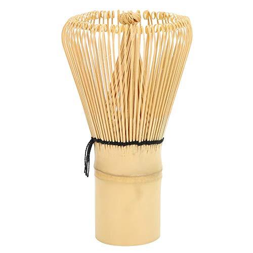 Matcha-theeklopper van bamboe 120 tanden Traditionele Matcha-theeklopper Borstelgereedschap Theeaccessoire voor het maken van Matcha-thee