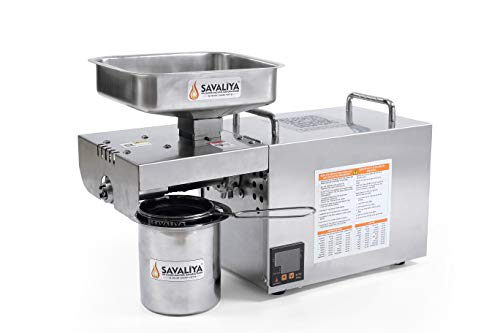 Savaliya Industries SI - 702 With Temp. Controller, 400W Oil...