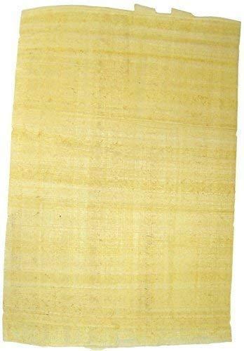 Ägyptisches Papyrus-Papier mit Hieroglyphen Infos, 10 Blatt / Seiten