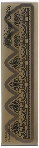 Sizzix 3-D Cartella di Goffratura Impresslits Provinciale, Multicolore, Taglia Unica