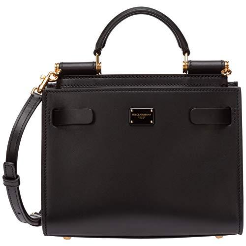 Dolce&Gabbana damen sicily 62 Handtaschen nero