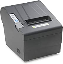GS-8256 POS Thermal Receipt Printer 3'1/8 80 MM USB Serial Ethernet LAN Port Auto Cutter