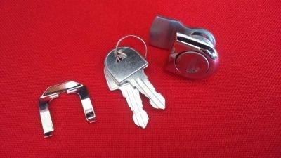 DAD / MSM Briefkastenschloss mit 2 Schlüsseln DAD-001