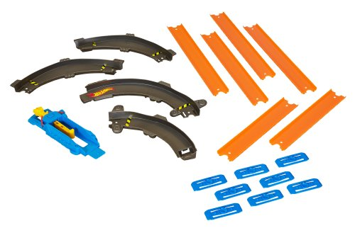 Hot Wheels Track Builder Essentials Curve Pack