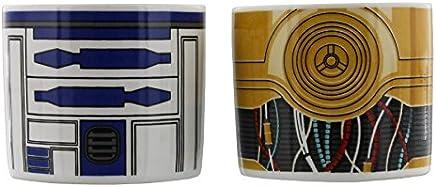 Preisvergleich für Star Wars 599386031–Eierbecher-Set, R2D2und C3PO