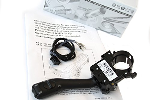 Volkswagen 3B0998527 Tempomat GRA Nachrüstsatz Geschwindigkeitsregelanlage