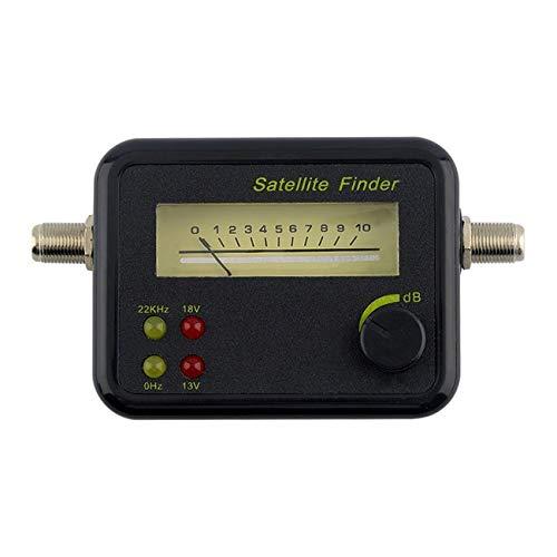 Ashley GAO Satfinder Digital Satfinder - Receptor de satélite para satélite, receptor satélite