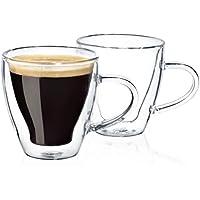 2-Count Dragon Glassware Espresso Cups