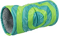 Ideal for guinea pigs, ferrets and other small rodents Nylon/lamb fur look Fitted with extra soft imitation fur Ideal place for playing, withdrawing and relaxing as well Measures 15 cm diameter by 35 cm length