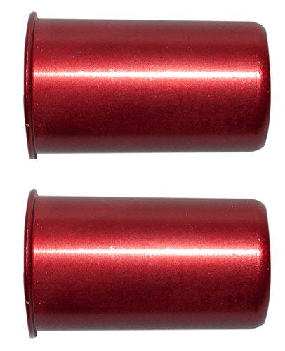 Flachberg Pufferpatronen Kaliber 12 Aluminium Rot (2 Stück) Pufferpatrone
