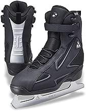 Jackson Ultima Softec Elite ST7002 Black Mens Ice Skates with MARK II blades, Size 8