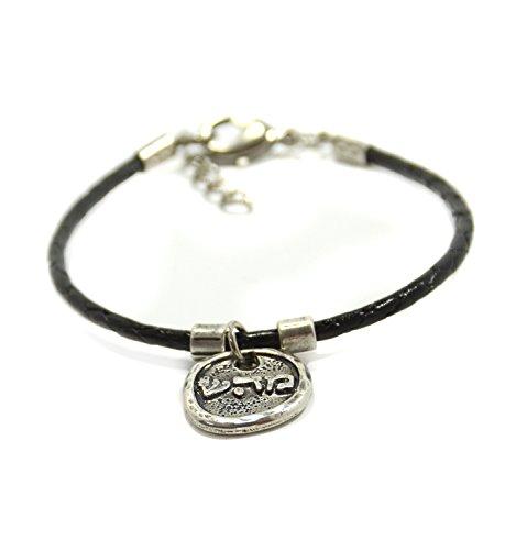 Kabala Bracelet 72 noms de dieu en acier inoxydable
