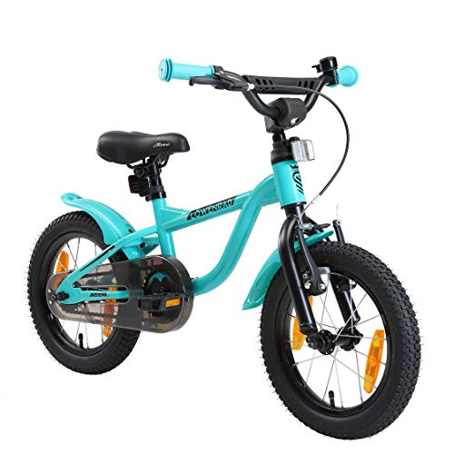 LÖWENRAD Bicicleta Infantil para niños y niñas a Partir de 3-4 años | Bici 14