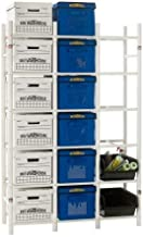 Best storage shelving boxes Reviews