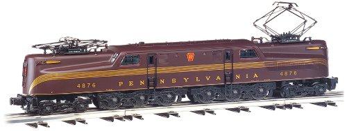 Bachmann Spur H0 E-Lok GG1 Amtrak