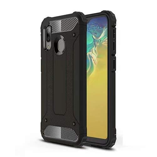 xinyunew Xiaomi Redmi S2 Funda, 360 Grados Protección +Vidrio Templado Protector Pantalla Silicona Caso Cover Case Carcasas TPU + plastico Anti Arañazos de Protectora - Negro