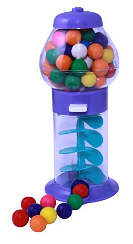 Mini Gumball Machines Choose Your Own Color 1 Purple