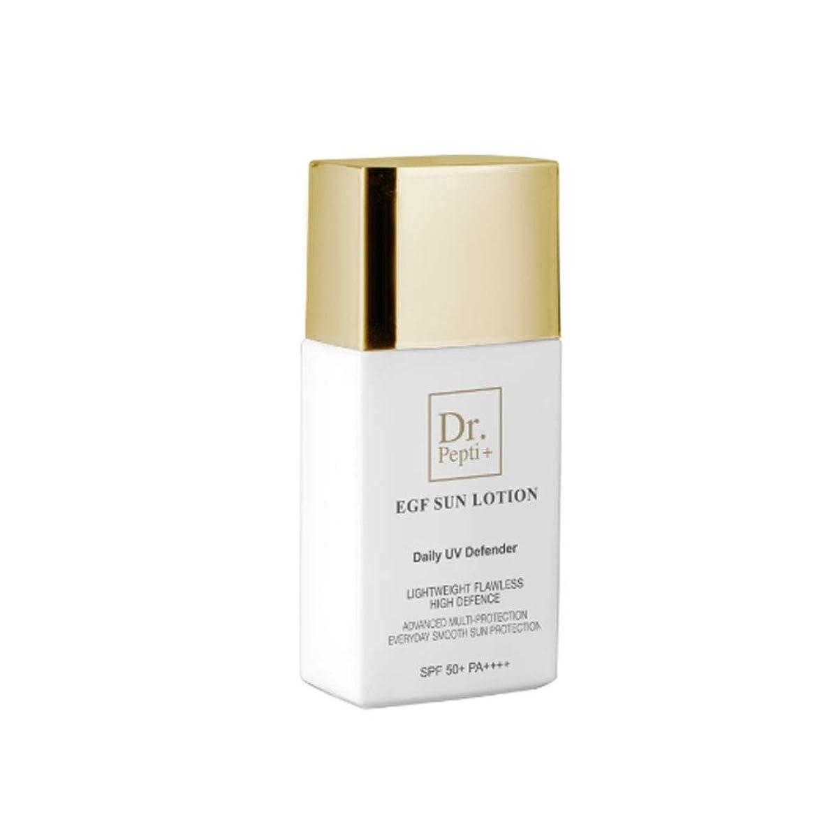 恵みワゴン広まったジェイアンドコーシュドクターペプチEGFサンローション50mlサンクリーム韓国コスメ、J&Coceu Dr.Pepti+ EGF Sun Lotion 50ml Sun Cream Korean Cosmetics [並行輸入品]
