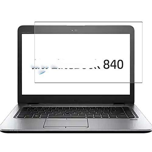 Vaxson Protector de Pantalla de Cristal Templado, compatible con HP EliteBook 840 G3 14' [solo área activa] 9H Película Protectora [No Carcasa Case ]