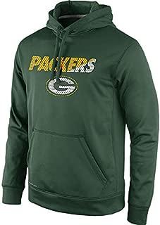 VF LSG Men's Green Bay Packers Pullover Sweatshirt Sports Hoodie