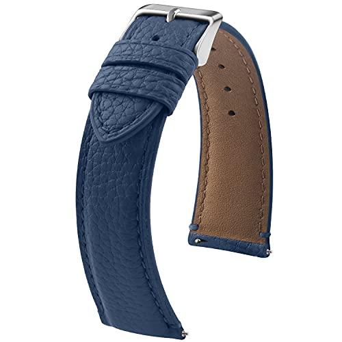 Fullmosa Correa para reloj de Cuero, Colores para Correa reloj, Banda Bosin para Huawei Samsung, correa/banda/pulsera/strap 14mm 16mm 18mm 19mm 20mm 22mm 24mm