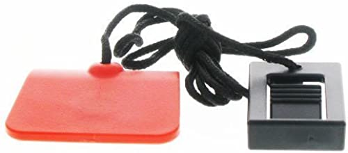 NordicTrack T5 ZI Treadmill Safety Key Model Number NTL610091 Part Number 290776 by NordicTrack