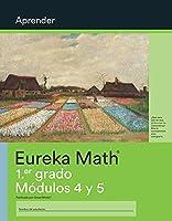 Spanish - Eureka Math Grade 1 Learn Workbook #3 (Modules 4-5)