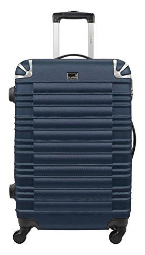 Bluestar Trolley rígido Lima Azul Marino 70 cm