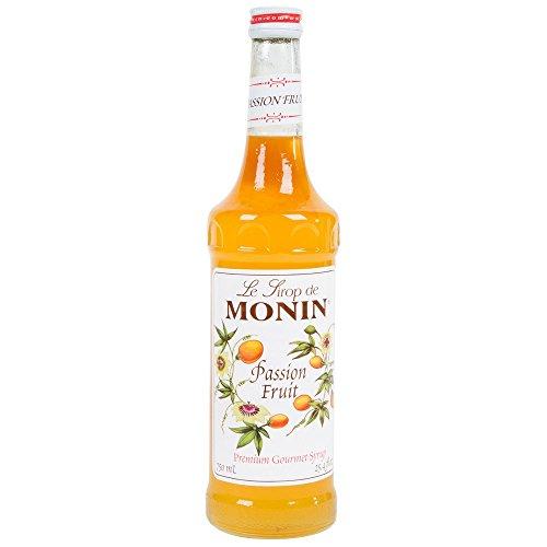 Monin Passion Fruit Syrup 750ml 254oz