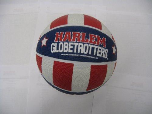 Harlem Globetrotters mini basketball