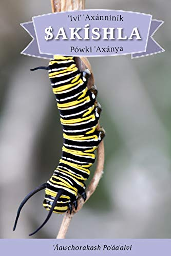 IVI' Axanninik Sakishla Powki 'axanya: English Translation: How the Caterpillar Got Its Wings