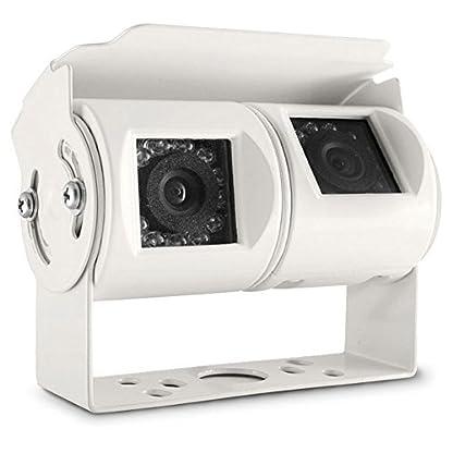 Carmedien-Twin-Rueckfahrkamera-cm-DRFK1-Doppel-Kamera-12V-Twinkamera-Doppelkamera-Dualkamera