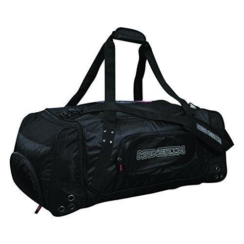 Maverik Lacrosse 365Gear Bag, Black by Maverik Lacrosse