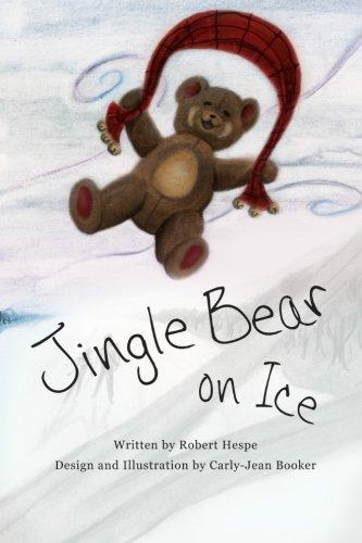 Jingle Bear on Ice