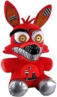 JAJ33 Five Nights at Freddy's Plush Foxy,6''