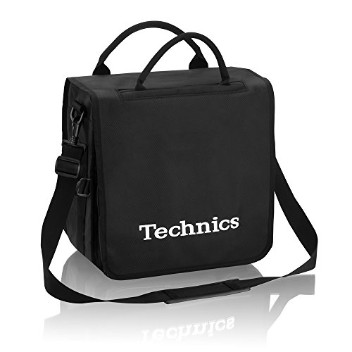Technics backbag funda negro/blanco