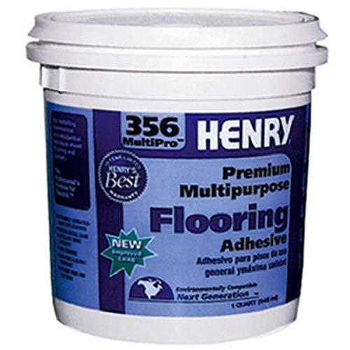 HENRY Premium Multipurpose Flooring Adhesive