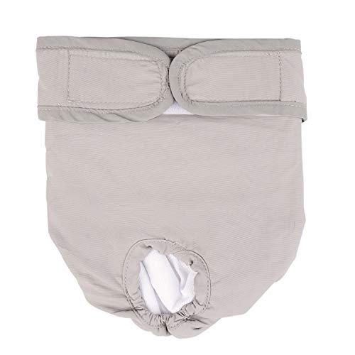 BePetMia Waschbare Windeln für Hunde, Hygiene-Unterhose für Hunde in Hitze, 5...