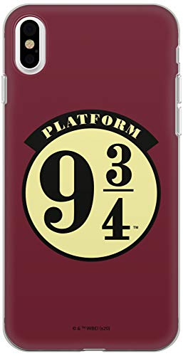 Custodia originale e ufficiale di Harry Potter, per iPhone X, iPhone XS, Case, Cover in plastica TPU silicone per proteggere da urti e graffi