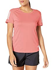 Adidas Camiseta de Correr Manga Corta para Mujer - FRQ07