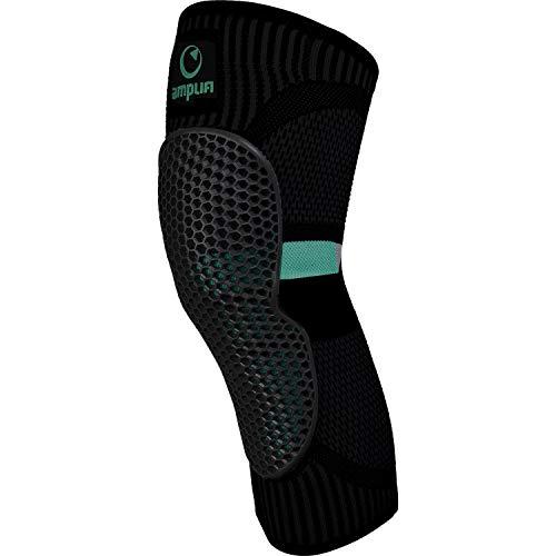 Amplifi MKX Knee Schwarz, Helme und Protektor, Größe M - Farbe Black - TRQ