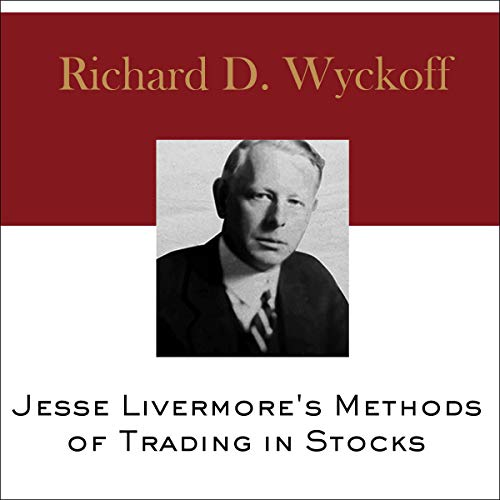 Jesse Livermore's Methods of Trading in Stocks audiobook cover art