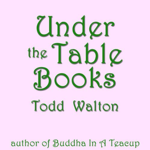 Under the Table Books audiobook cover art
