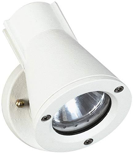 Albert Außenwandstrahler, Aluminium, Integriert, weiß, 0 x 0 x 0 cm